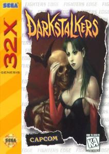 Darkstalkers per Sega Mega Drive 32X