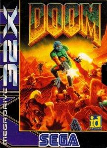 Doom per Sega Mega Drive 32X