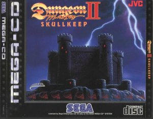 Dungeon Master II: The Legend of Skullkeep per Sega Mega-CD