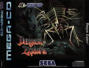 Dungeon Explorer per Sega Mega-CD