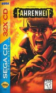 Fahrenheit (1995) per Sega Mega Drive 32X