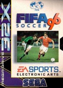 FIFA Soccer 96 per Sega Mega Drive 32X