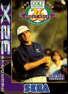 Golf Magazine: 36 Great Holes Starring Fred Couples per Sega Mega Drive 32X