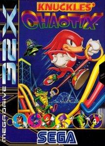 Knuckles' Chaotix per Sega Mega Drive 32X