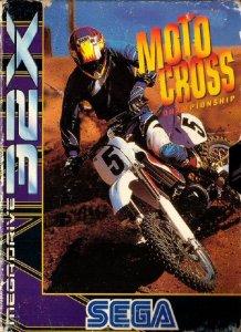 Motocross Championship per Sega Mega Drive 32X