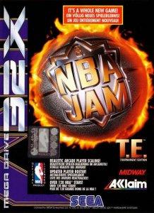 NBA Jam: Tournament Edition per Sega Mega Drive 32X