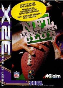NFL Quarterback Club per Sega Mega Drive 32X