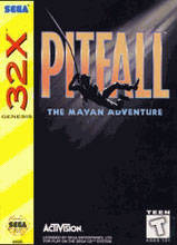 Pitfall: The Mayan Adventure per Sega Mega Drive 32X