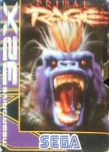 Primal Rage per Sega Mega Drive 32X