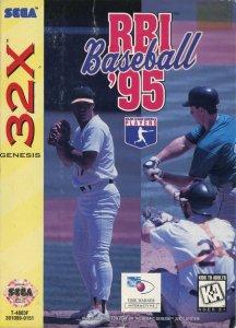 R.B.I. Baseball 95 per Sega Mega Drive 32X