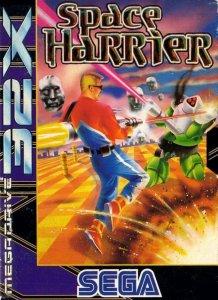 Sega Ages: Space Harrier per Sega Mega Drive 32X