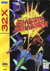 Shadow Squadron per Sega Mega Drive 32X