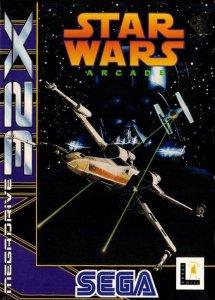 Star Wars Arcade per Sega Mega Drive 32X