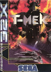 T-Mek per Sega Mega Drive 32X