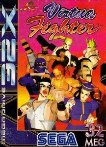 Virtua Fighter per Sega Mega Drive 32X
