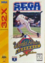 World Series Baseball '95 per Sega Mega Drive 32X