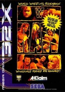 WWF Raw per Sega Mega Drive 32X