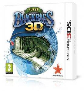 Super Black Bass 3D per Nintendo 3DS