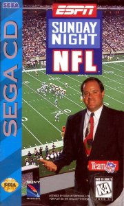 ESPN Sunday Night NFL per Sega Mega-CD