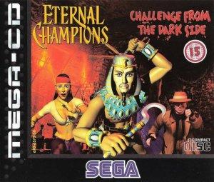 Eternal Champions: Challenge from the Dark Side per Sega Mega-CD