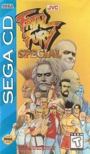 Fatal Fury Special per Sega Mega-CD