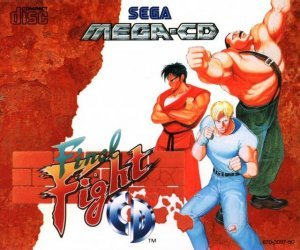 Final Fight per Sega Mega-CD