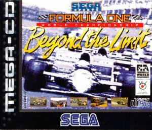 Formula 1 World Championship per Sega Mega-CD