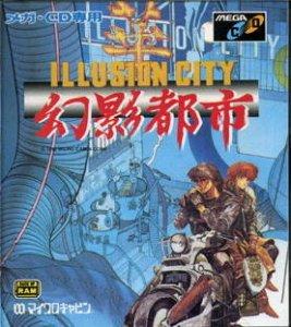 Genei Toshi: Illusion City per Sega Mega-CD