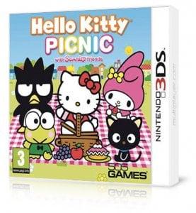 Hello Kitty Picnic with Sanrio Friends per Nintendo 3DS