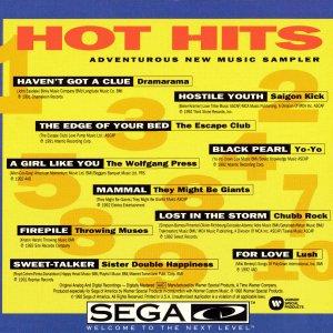 Hot Hits per Sega Mega-CD