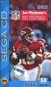 Joe Montana's NFL Football per Sega Mega-CD
