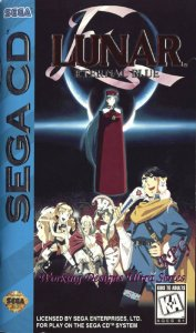Lunar: Eternal Blue per Sega Mega-CD