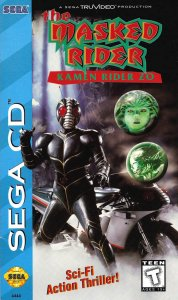 Masked Rider per Sega Mega-CD