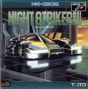 Night Striker per Sega Mega-CD