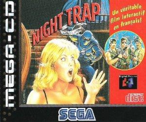 Night Trap per Sega Mega-CD