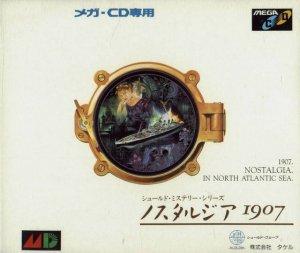 Nostalgia 1907 per Sega Mega-CD