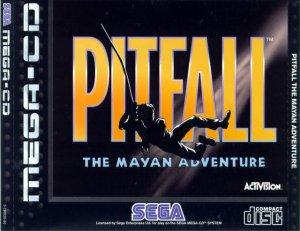 Pitfall: The Mayan Adventure per Sega Mega-CD