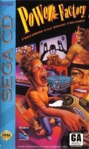Power Factory Featuring C&C Music Factory per Sega Mega-CD