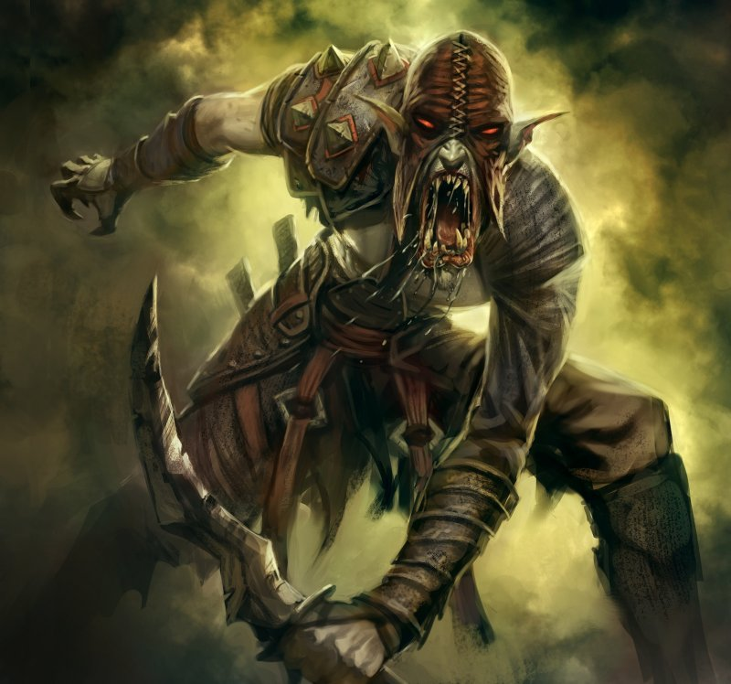 Guardians of Middle-earth - Arriva Snaga il goblin