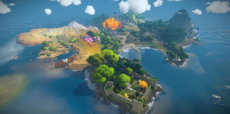 The Witness e Assassin's Creed: Syndicate nei Games with Gold di aprile 2018