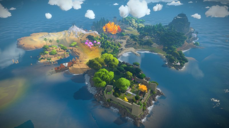 The Witness girerà meglio su PlayStation 4 che su PC, assicura Jonathan Blow