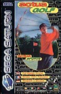 Actua Golf per Sega Saturn