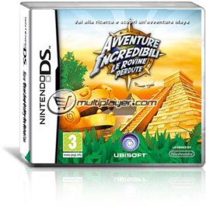 Avventure Incredibili: Le Rovine Perdute per Nintendo DS