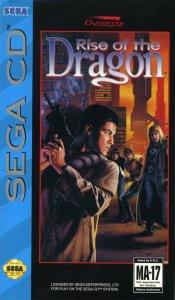 Rise of the Dragon per Sega Mega-CD