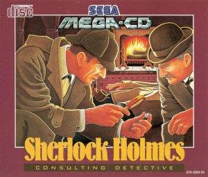 Sherlock Holmes: Consulting Detective Volume I per Sega Mega-CD