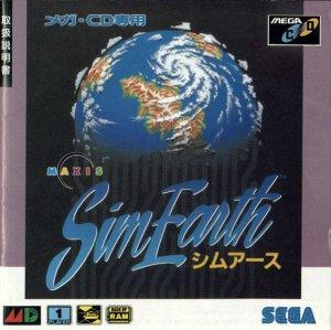 SimEarth: The Living Planet per Sega Mega-CD