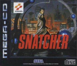 Snatcher per Sega Mega-CD