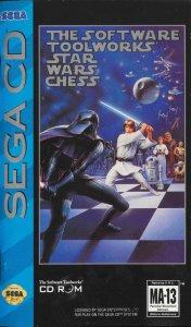 Star Wars Chess per Sega Mega-CD