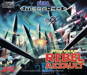 Star Wars: Rebel Assault per Sega Mega-CD