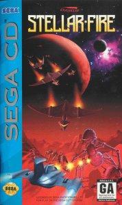 Stellar Fire per Sega Mega-CD